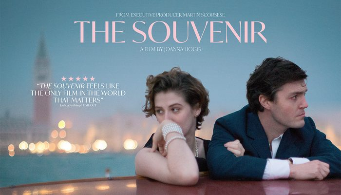 THE SOUVENIR - Thursday 21 November 2019 at 2.30pm and 7.30pm