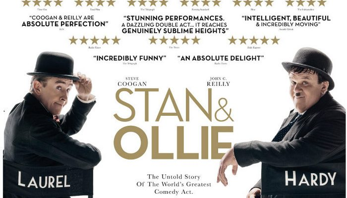 STAN AND OLLIE - Wednesday 06 March 2019 at 7.30pm