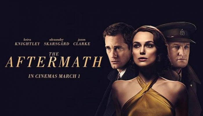 THE AFTERMATH - Wednesday 24 April 2019 at 7.30pm