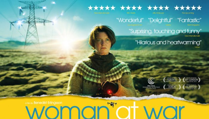 WOMAN AT WAR - Thursday 01 August 2019 at 2.30pm and 7.30pm